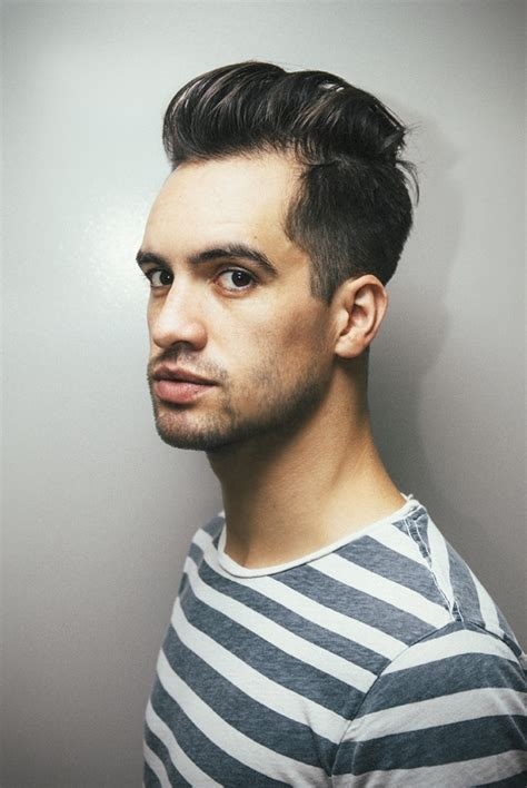 brendon urie brendon urie hairbrained