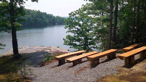 mountain lake cground and cabins in summersville wv