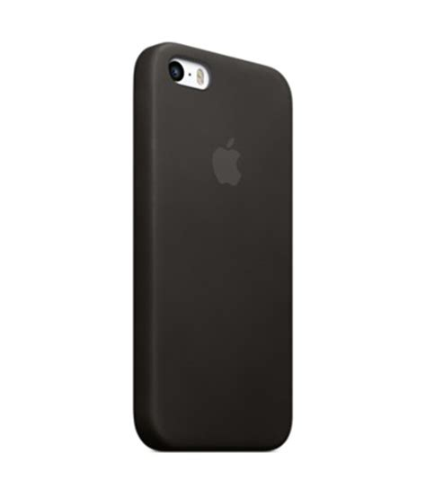casing iphone 5s original apple original back for apple iphone 5s black plain