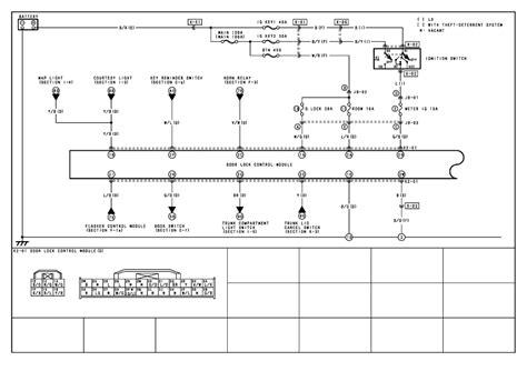 door lock wiring diagram repair guides power door locks 2004 power door