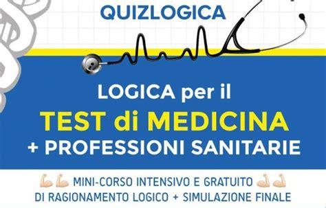 test ingresso medicina simulazione test di ingresso medicina e professioni sanitarie 10 e 11