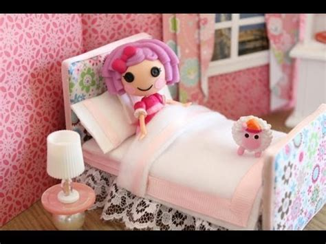 my froggy stuff how to make a bed how to make a doll bed small