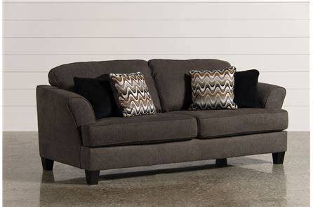 gayler steel sofa reviews gayler steel loveseat living spaces