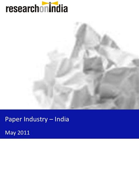 Paper Companies In India - marketing research paper companies