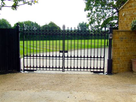 swing gates steel swing gates from agd systems gates and access