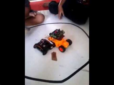 cara membuat robot dari garpu cara membuat robot sumo analog faster youtube