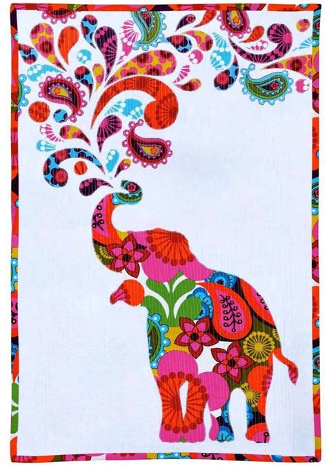 patchwork applique patterns free pattern paisley splash elephant quilt by myiesha