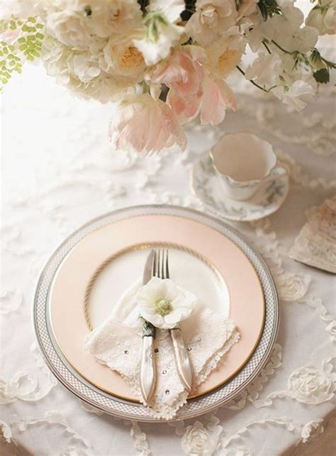 pink table settings 543 best velvety images on dusty