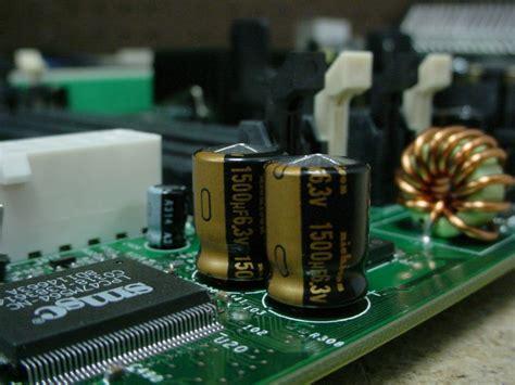 capacitor or bad m52sycomputers april 2012