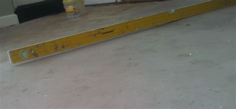 How To Check Floor Flatness by Levelling Uneven Concrete Floors How To Level