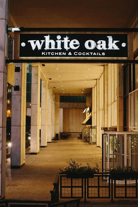 White Oak Kitchen Cocktails by White Oak Kitchen Cocktails Atlanta Ga