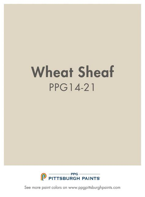 what sheaf ppg14 21 from ppg pittsburgh paints neutrals