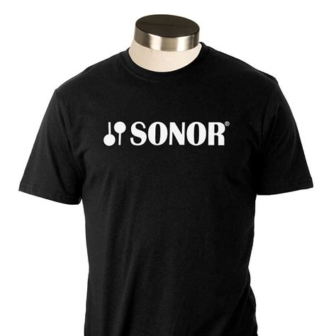 sonor t shirt sonor m 171 t shirt