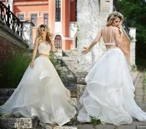 2 piece wedding dresses plus size images