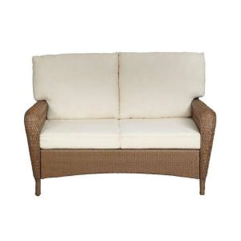 martha stewart charlottetown loveseat buy martha stewart living charlottetown natural all