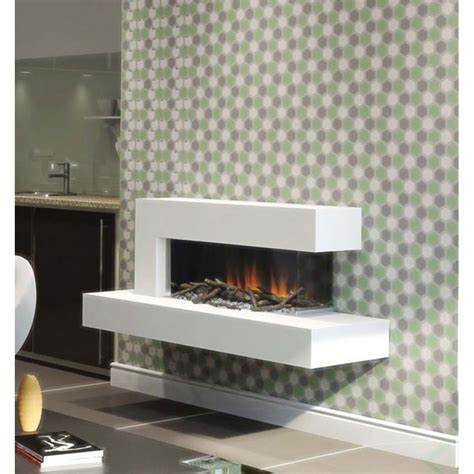 contemporary electric fires uk contemporary hang on the wall electric