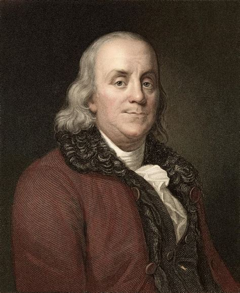 biography of scientist benjamin franklin 1778 benjamin franklin scientist photograph by paul d stewart