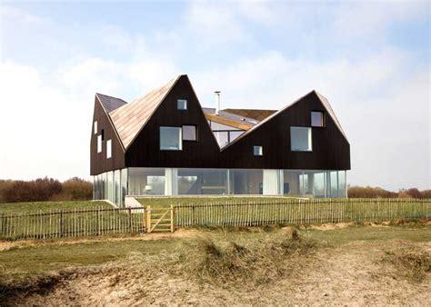 dune house thorpeness home  jva  architect