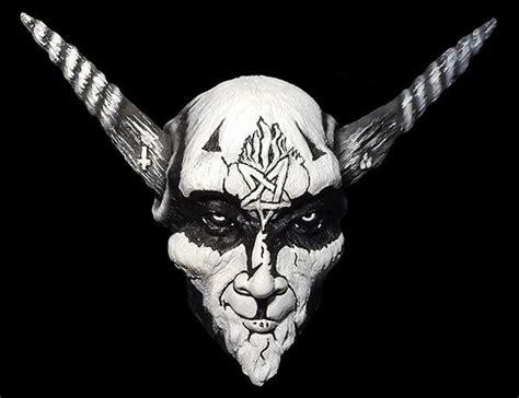Alpha Venom 3 White Black check out this awesome venom black metal mask demonszone