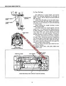 singer 630 648 sewing machine service manual
