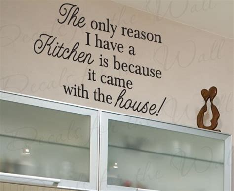 kitchen cabinet quote funky kitchen wall quote decals sarcastically you decide funk this house
