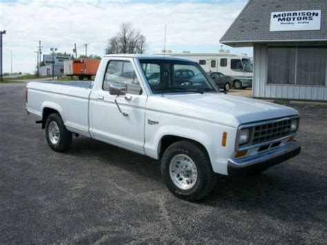 all car manuals free 1986 ford ranger electronic throttle control sell used 1986 ford ranger turbo diesel pick up in warrenton missouri united states