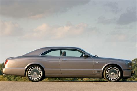 Bentley Brooklands Bentley S New Coupe Evo