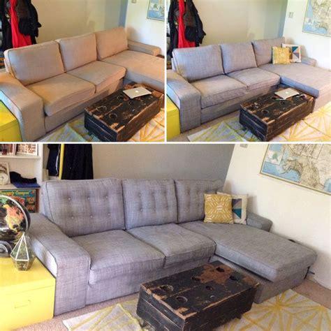 ikea nockeby hack 25 best ideas about ikea sofa covers on pinterest ikea