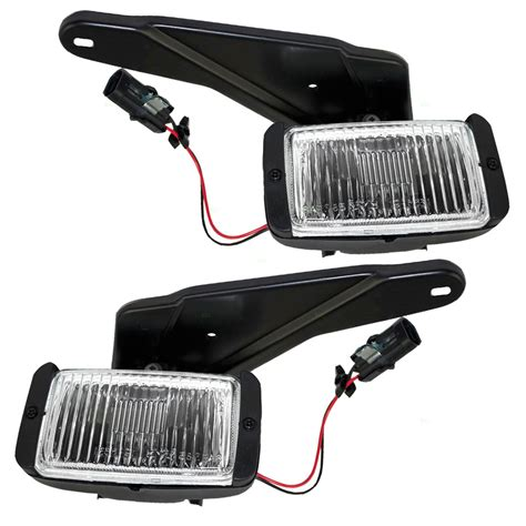 fog lights for chevy trucks everydayautoparts com 88 97 chevrolet gmc truck