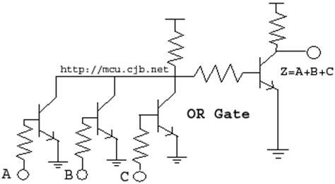 resistor transistor logic tutorial resistor transistor logic tutorial 28 images nand gate from reading table circuit diagram of