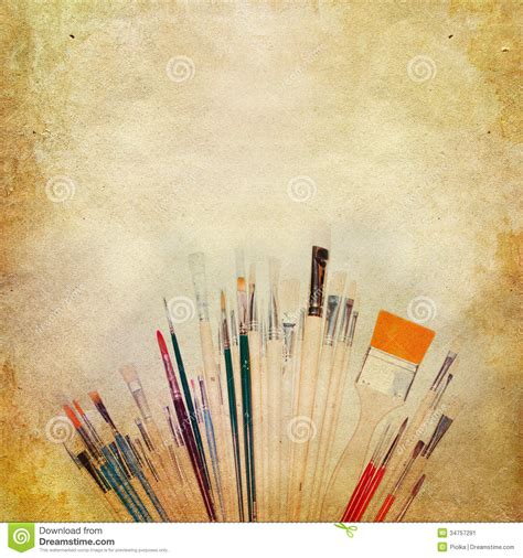 brush up on paintable wallpaper for a posh look vintage shabby chic background stock image image 34757291