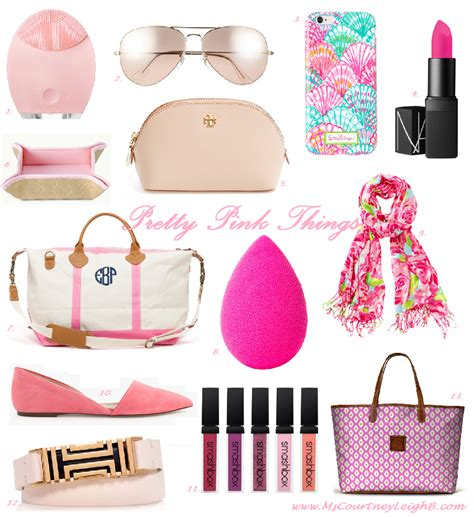 5 Things Pink And Pretty by Ms Courtneyleighb Pretty Pink Things