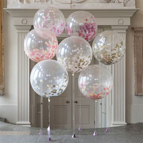 Confetti Filled Balloons » Home Design 2017