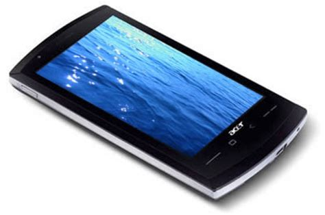 acer android mobile secrets of mobile acer liquid android phone review