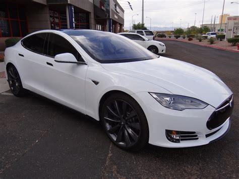 Tesla S P85 Tesla Model S P85