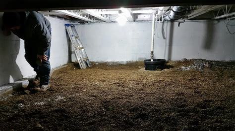 midamerica basement systems crawl space repair photo