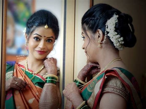 hairstyles in nauvari saree 77 best images about wedding hairstyles on pinterest