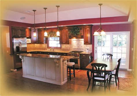 multi level kitchen island designs the charms of multi level kitchen island designs