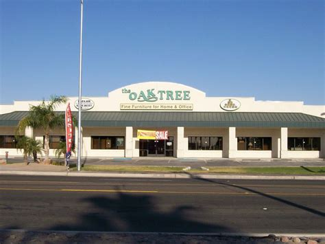 oak tree  office equipment   pacific