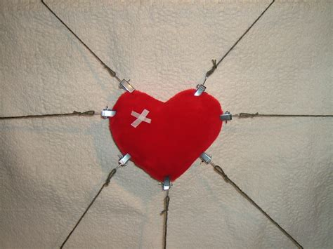 ripped appart heart torn apart by futchi on deviantart