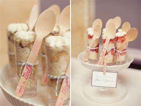 Desserts For A Baby Shower by Shabby Chic Birdie Themed Baby Shower Hostess