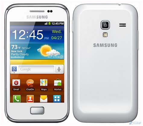 Samsung Galaxy Ac Plus samsung galaxy ace plus s7500 gsm
