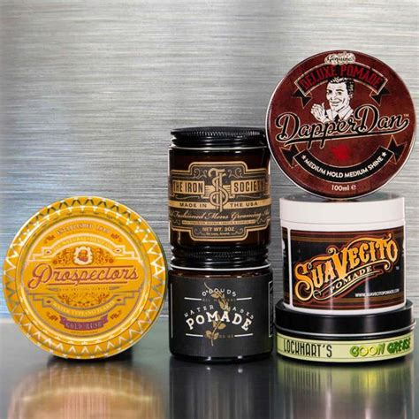 Pomade Di Barber Shop mr pomade s shop of hair pomades barber shave products pomade