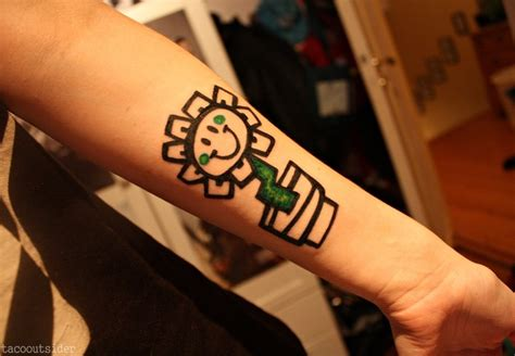 green day tattoo my green day by tacooutsider on deviantart