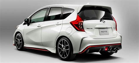nissan versa note nismo the nissan versa note nismo proves you can nismo anything
