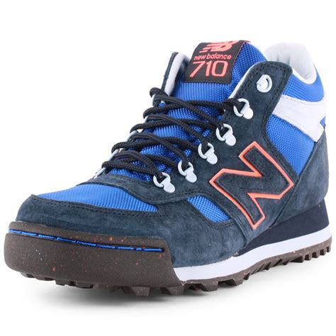Kickers Boot New 710 new balance 710 mens suede boots navy blue