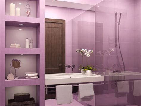 Purple Bathrooms | purple bathroom decor pictures ideas tips from hgtv hgtv