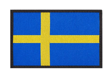 sweden flag colors sweden flag patch color identifikation equipment