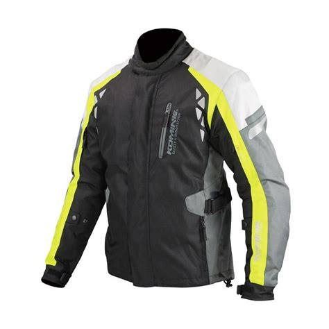Jaket Touring Aira jual komine jk 577 protect winter scipio jaket touring pria black neon harga