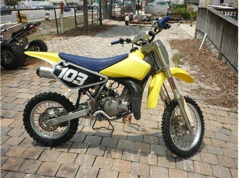 Suzuki Dirt Bikes For Sale 2007 Suzuki Rm85 Dirt Bike For Sale On 2040motos